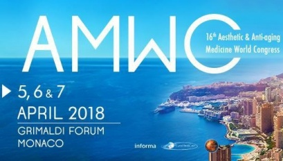AESTHETIC & ANTI-AGING MEDICINE 16th ANNUAL WORLD CONGRESS 2018 Monte Carlo, Monaco