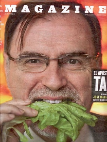 El Mundo Magazine (Spain) January 2013